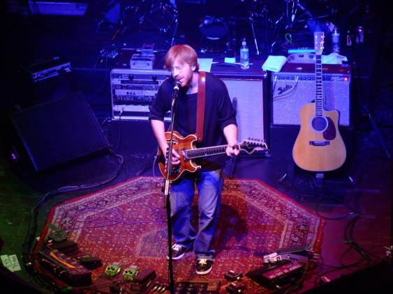 9 Rock Stars Who Wrote Broadway Musicals also  in addition Fender Deluxe Reverb in addition Joe maddon moreover Phish Pnc Music Pavilion Charlotte Setlist The Skinny. on trey anastasio 90s