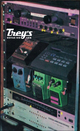 1996 Effects Rack