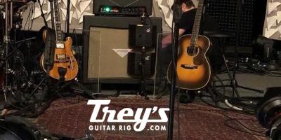 Trey's Guitar Rig – Trey Anastasio's Guitar Equipment, tour